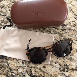 303811f46b5a ... Illesteva Palm Beach Sunglasses ...